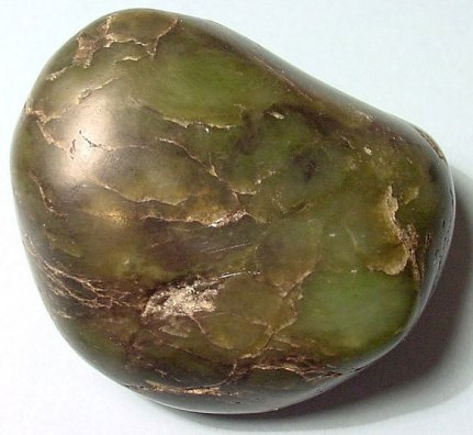 nephrite rich in iron