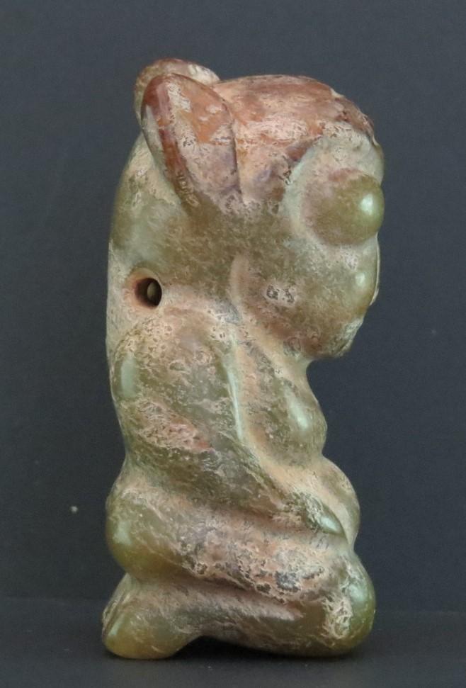 Female beast zoomorphic.