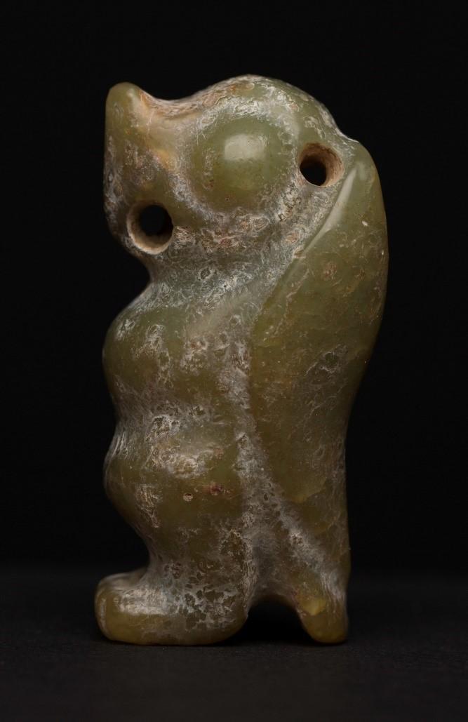 Hongshan jade bird